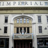 Imperial Theater, Saint John, New Brunswick, Сент-Джон