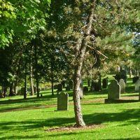 Loyalist Cemetery, Сент-Джон