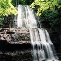 Shermans Falls, Анкастер