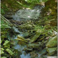 Canturbury falls, Анкастер