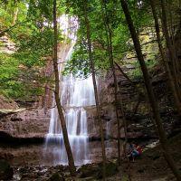 Sherman Falls, Анкастер