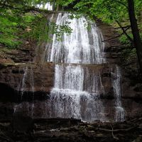 Sherman Falls, Ontario, Canada, Анкастер