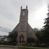 2011-09-19 Ancaster Anglican Church, Анкастер