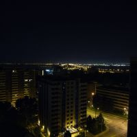 Penthouse view. Burlington Skyway, Барлингтон