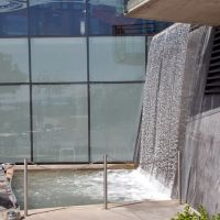 The Water Feature at Spencer Smith Park Burlington, Барлингтон