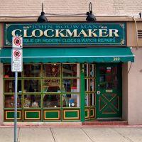clockmaker, Барлингтон