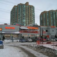 Hooters in Barrie, Ontario, Барри