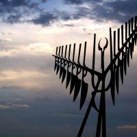 El Peine de los Vientos canadiense / Alentzat, Барри