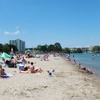 Centennial Beach Barrie Ontario, Барри