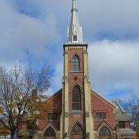 Grace Methodist Church, Brampton, Брамптон