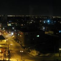 Downtown Brampton - Earth Hour 2008, Брамптон