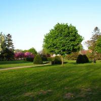 Regent Park, Брантфорд