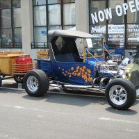 4th annual car show, Брантфорд
