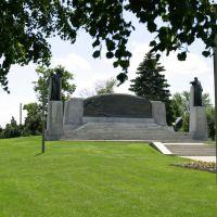 Alexander Graham Bell Memorial, Брантфорд