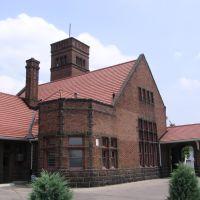 Brantford Historic CNR Station, Брантфорд