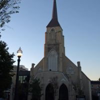 St. Andrews United Church-Brantford,ON, Брантфорд