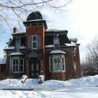 Gill House c1840, Броквилл