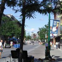 Sidewalk Sale, Броквилл
