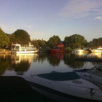 Evening Harbour, Броквилл