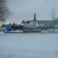 Brockville Yaght Club in Winter - 2003, Броквилл