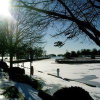Frozen Harbour - Brockville - 2004, Броквилл