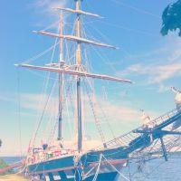 Fair Jeanne - Tall Ship - Brockville 2012, Броквилл
