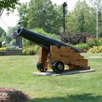 County of Oxford Court House Cannon - Woodstock, Ontario, Вудсток