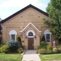 WOODSTOCK - former Oxford County Land Registry Office, Вудсток