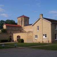 WOODSTOCK - former Jail Complex for Oxford County (built 1853), Вудсток