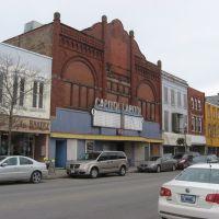 Capitol Theater 1, Вудсток