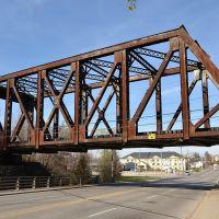 Mill St. Rail Bridge, Вудсток