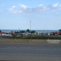 Truckers Paradise (Fifth Wheel Truck Stop on the lake), Гримсби
