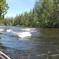 Esnagami River, Гуэлф