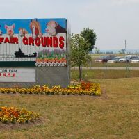 Brampton Fairgrounds Sign, Каледон