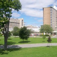 Kingston General Hospital - Queens University, Кингстон