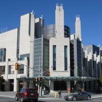 Stauffer Library, Queens University, Kingston, Ontario, Canada, Кингстон