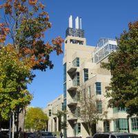 Bioscience Complex, Queens University, Kingston, Ontario, Canada, Кингстон