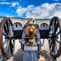 Artillery, Кингстон