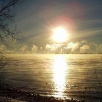 Lake Ontario is boiling, Кингстон