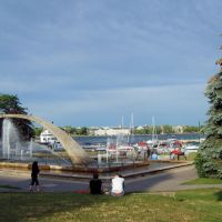 Park and Harbour, Кингстон