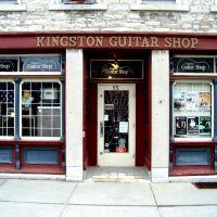 KINGSTON GUITAR SHOP, Кингстон