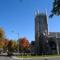 St. James Anglican Church on Union Street, Kingston, Кингстон
