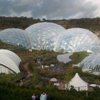 Eden Project, Корнуолл