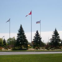 Flags of Canada, Корнуолл