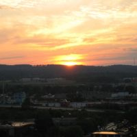 Burlington Sunset, Ла-Саль