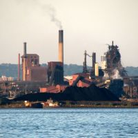 Steelworks Just After Sunrise, Ла-Саль