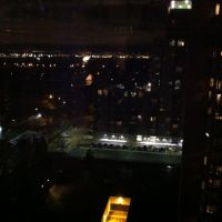 From the 17th floor facing Hamilton harbour., Ла-Саль