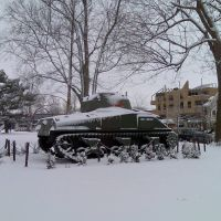 Tank, Victoria Park, London, Ontario, Canada, Лондон