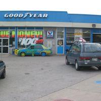 Goodyear Store in Oakville - Ontario, Оаквилл
