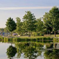 Orillia - Veterans Park Landscape, Ориллиа